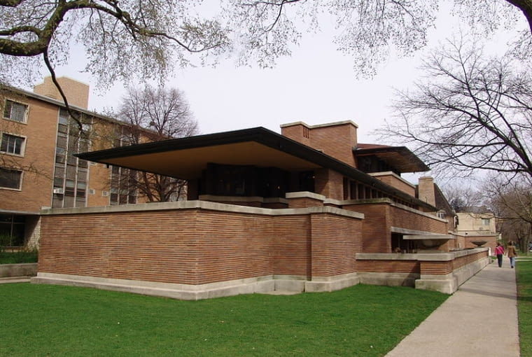 Robie House w Chicago