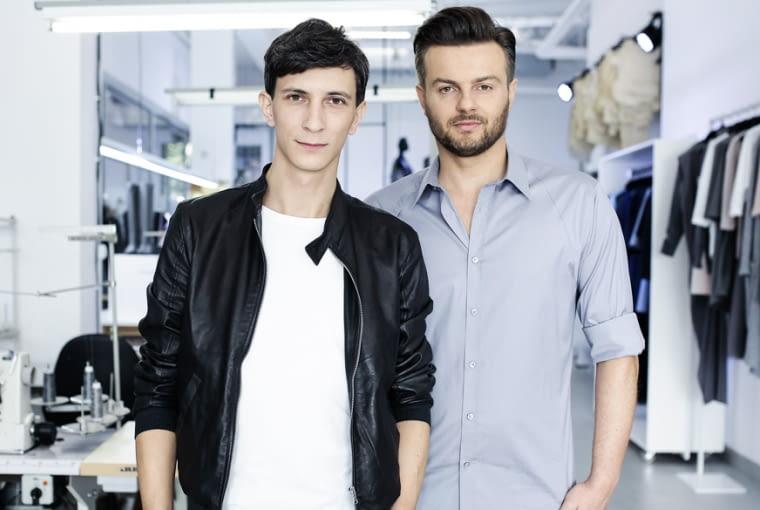 Duet BOHOBOCO czyli Kamil Owczarek i Michał Gilbert Lach.
