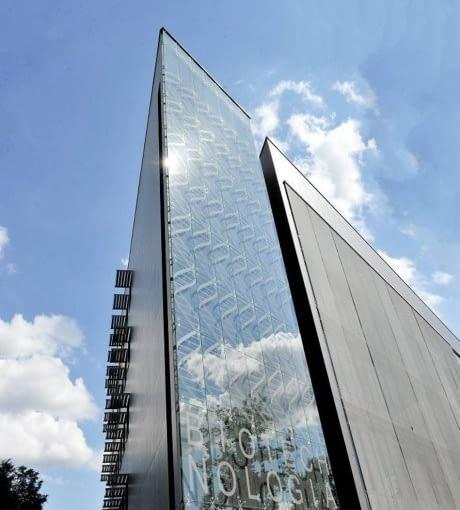 Instytut Biotechnologii Katolickiego Uniwersytetu Lubelskiego, proj. BLM Architekci, 2012