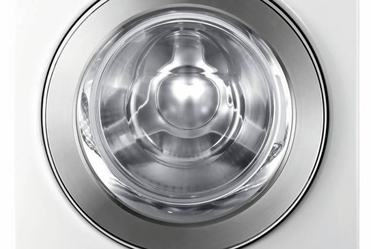 PRALKO-SUSZARKI. Antybakteryjna, Eco Bubble WD0804W8E, wsad 8 kg/5 kg, zużycie wody i prądu - bd, wirowanie maks. 1400 obr./min, 3 programy suszenia, regulacja wg czasu, 60 x 60 cm, wys. 85 cm, 4899 zł, Samsung