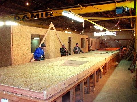 Budowa domu z prefabrykatów