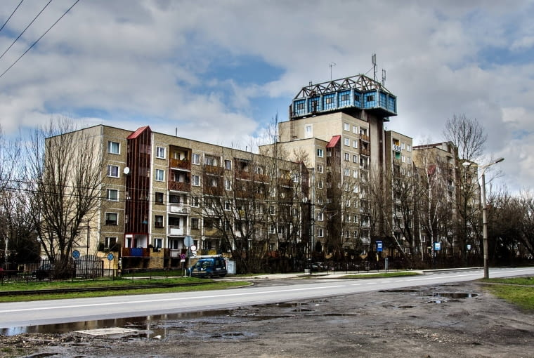 Kwatera głównego dowództwa w Sosnowcu