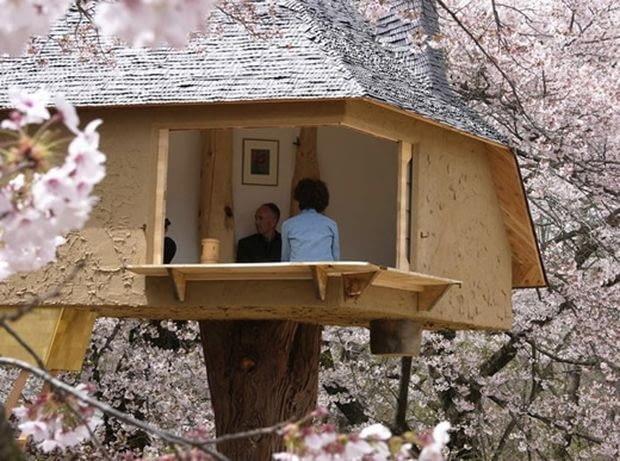 Japoński dom herbaty