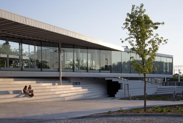 Węzeł przesiadkowy w Solcu Kujawskim, projekt: RYSY Architekci
