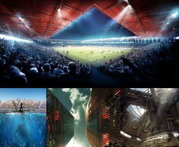 Najlepsze wizualizacje 2012