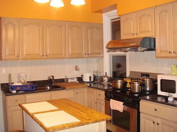 mała kuchnia, kuchnia