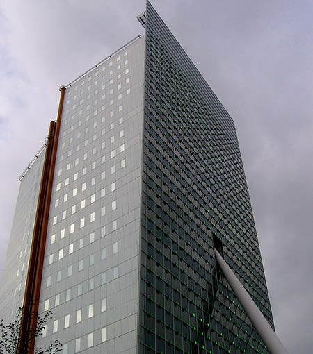 KPN Telecom, Renzo Piano