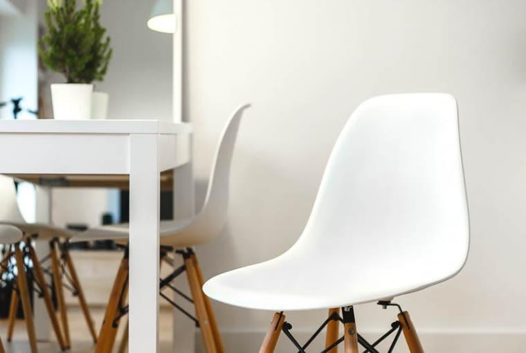 Krzesło w jadalni