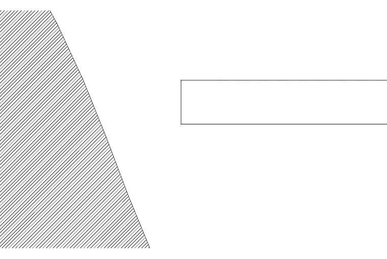 Dune w Mielnie, schemat kształtowania rzutu, źródło: s/a/s studio