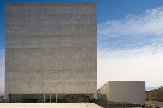 Nowa kaplica we Włoszech zaprojektowana przez Fuksas Architects