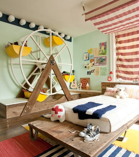 pokój dziecięcy, wnętrza, inspiracje