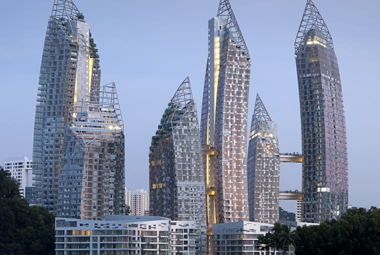 Reflections at Keppel Bay, fot. Eddie Buay / Stankn (Wikimedia, CC BY-SA 3.0)