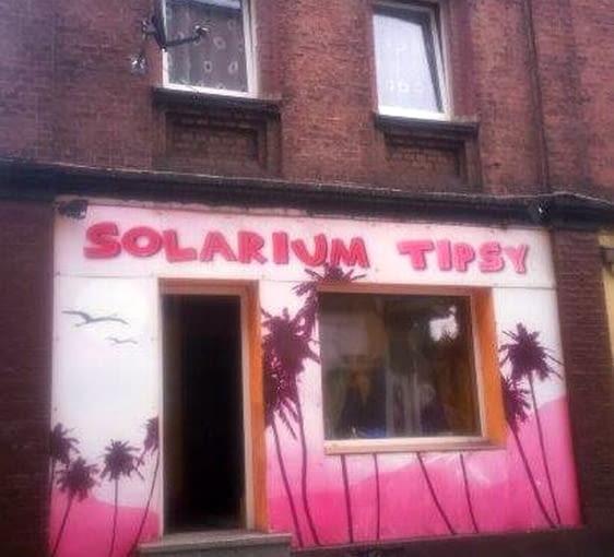 Solarium to stan umysłu - Chorzów