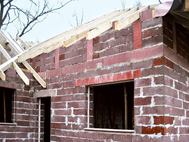 materiały budowlane, ściany jednowarstwowe, bloczki keramzytobetonowe