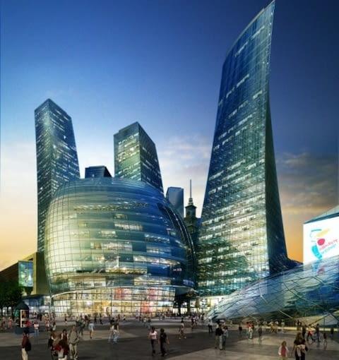 Tak może wyglądać Plac Defilad zgodnie z planem zagospodarowania Ratusza