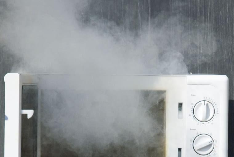 27. Nie trzymaj produktów dłużej niż to potrzebne, może to doprowadzić do pożaru.