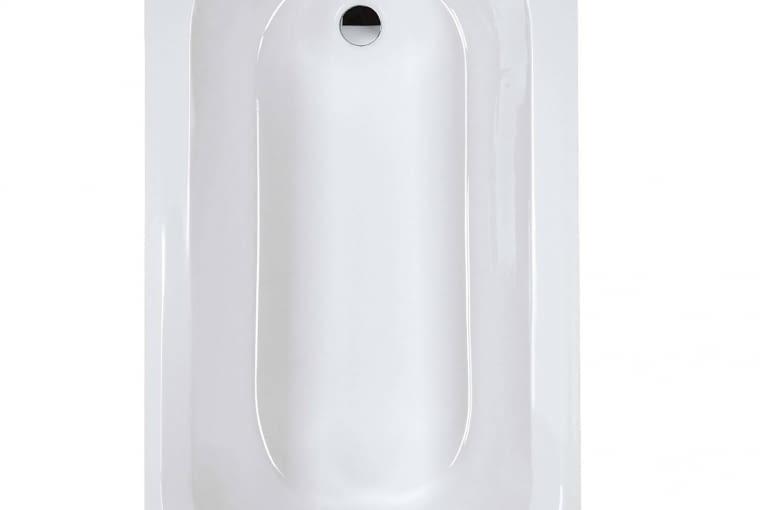 Idea/SANPLAST. Klasyczna wanna, idealna do niemal każdego wnętrza, wykonana z akrylu sanitarnego, wymiary: 70 x 170 cm, głębokość 42 cm. Cena: 382 zł, www.sanplast.pl