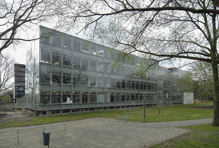 Gerrit Rietveld Academie w Amsterdamie (1967)