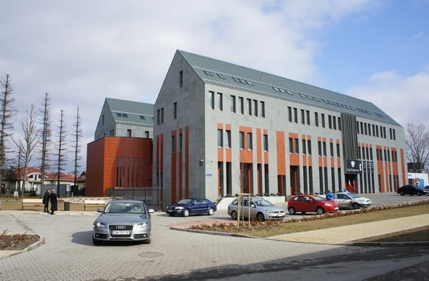 Budynek Sądu Rejonowego w Ząbkowicach Śląskich