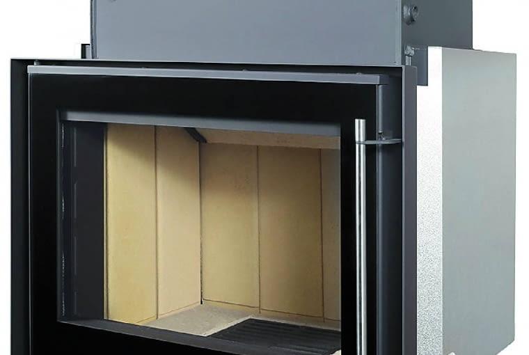 UNIFLAM W720 PRESTIGE /GALERIA KOMINKÓW | Z płaszczem wodnym | moc: 4-18 kW | paliwo: drewno | doprowadzenie powietrza z zewnątrz, spalanie wtórne, szyba prosta. Cena: 5799 zł, www.galeriakominkow.pl