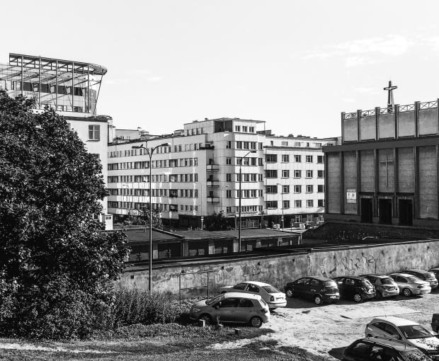 Gdyński Modernizm w Obiektywie - modernizm mobilny - fot. Jan Rogało