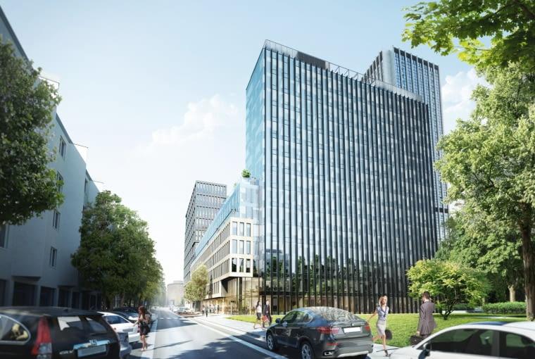 Warszawa zyska w centrum nowy wieżowiec autorstwa JSK Architekci