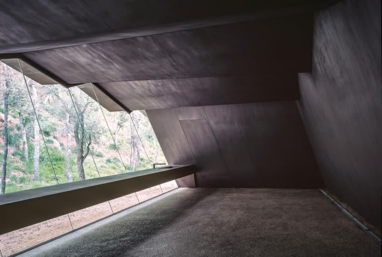 Winiarnia Bell-Lloc,Palamós, Girona, Spain, projekt: Rafael Aranda, Carme Pigem and Ramon Vilalta