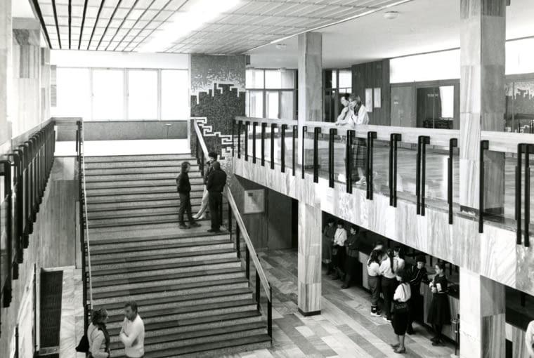 Dom Chemika - zdjęcie archiwalne - rok 1988