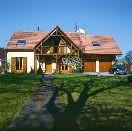 ganek,drewniany dom,stary dom