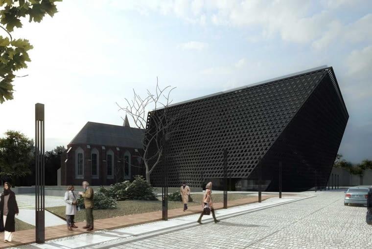 Muzeum Współczesne Wrocław 'Projekt nagrodzony w międzynarodowym konkursie w 2009 roku. Myślę, że jego siłą jest prosta ale efektowna bryła, intrygująca forma, która łatwo wpasowałaby się w przestrzeń. Gdy patrzę na wizualizacje wiem, że mimo upływu czasu projekt się nie starzeje i wiem, że jeśli dojdzie do jego realizacji to Wrocław zyska ciekawy obiekt z perfekcyjnie rozplanowaną przestrzenią ekspozycyjną - mówi Mirosław Nizio.'