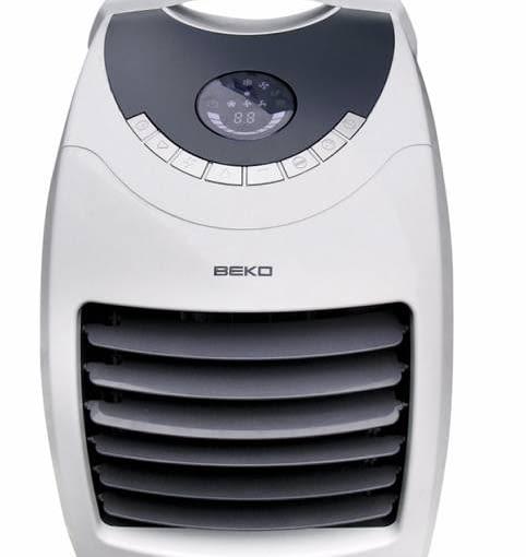 Klimatyzator przenośny BKM 902H <Br>Klimatyzator do małych pomieszczeń - do 14-20 m2. Ma funkcję Auto Swing - równomierne rozprowadzanie powietrza po pomieszczeniu bez przeciągów. Moc: 2,6 kW, głośność: 42 dB, Cena 1626 zł