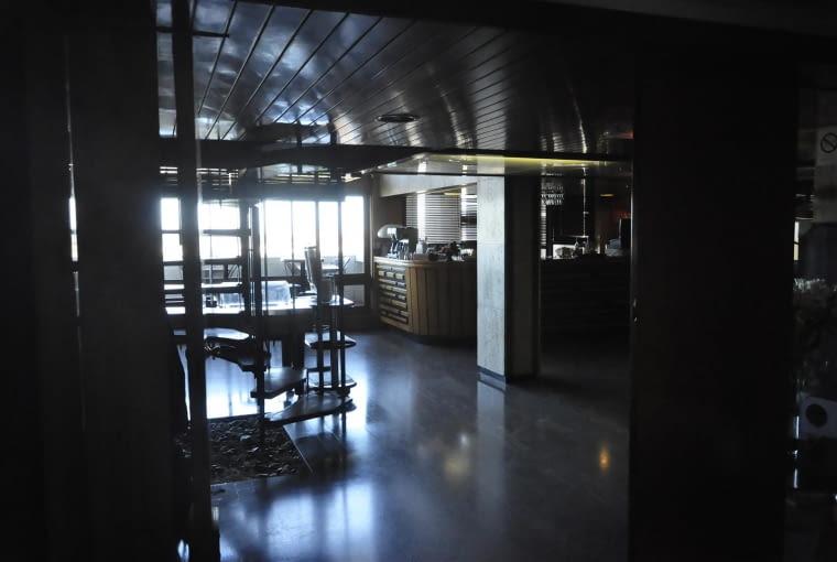 Jednostka Marsylska, proj. Le Corbusier - restauracja
