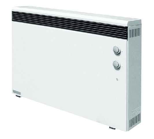 Piec akumulacyjny, statyczny, KOA/2 Elektrotermia, moc 1-4 kW, wys. 630/ szer. 460-1150/gł.190 mm, Cena: 1028-1894 zł