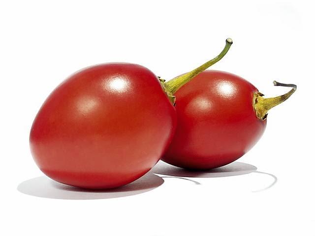 Tamarillo (Cyfomandra betacea) ma owocki obfitujące w życiodajny betakaroten