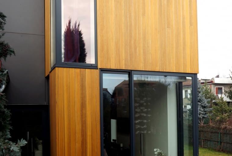 Rozbudowa jednorodzinnego domu we Wrocławiu