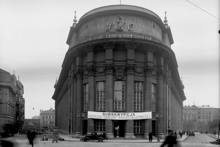 Gmach Pocztowej Kasy Oszczędności w Krakowie