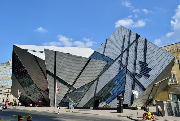 Royal Ontario Museum, fot. Open Grid Scheduler / Grid Engine (Flickr, PD)