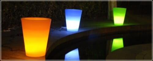 Lampy ogrodowe Simple