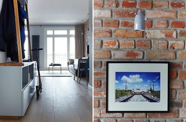 mieszkanie w stylu vintage, mieszkanie w kamienicy, aranżacja mieszkania