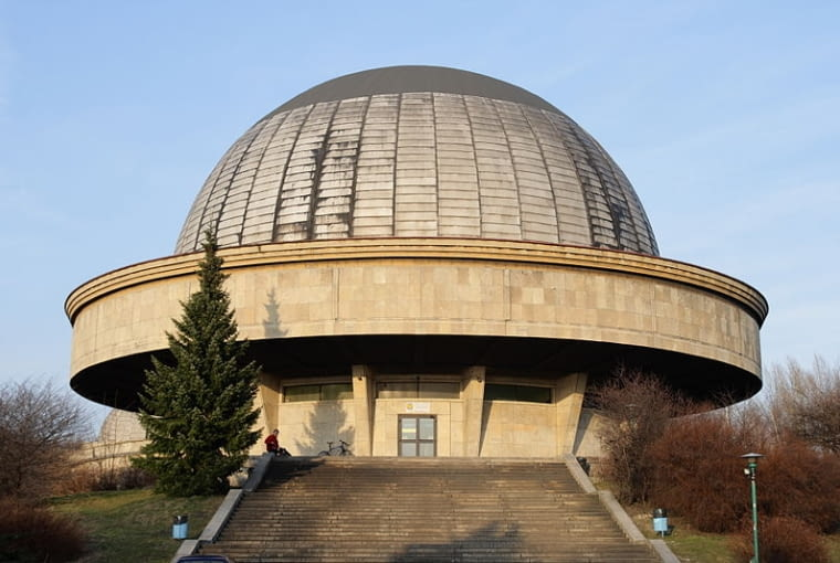 Planetarium Śląskie, Lestat (Jan Mehlich), Wikimedia Commons / CC-BY-SA-3.0