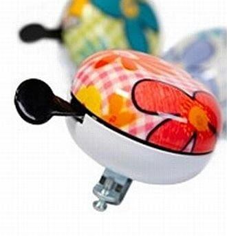 rowerowy dzwonek, dzwonek na rower, design, zabawne dzwonki, ładne dzwonki