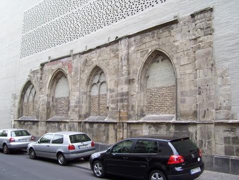 zumthor, muzeum ,kolonia