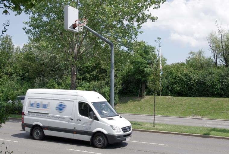 """""""Streetball"""", Wiedeń, Austria"""