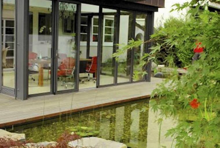 Nowoczesny, świetnie izolowany zbiornik można lokować blisko budynku