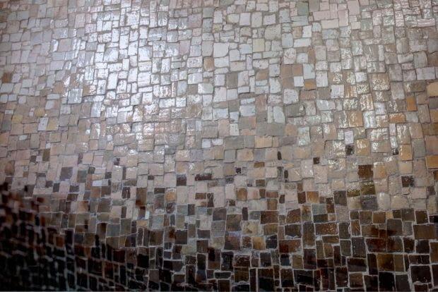 mozaika, warszawa