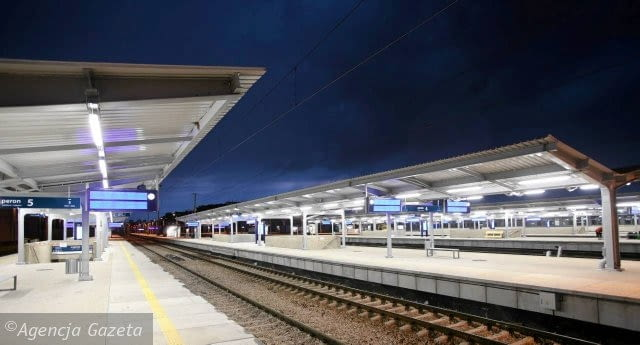 Dworzec Wschodni w Warszawie gotowy!