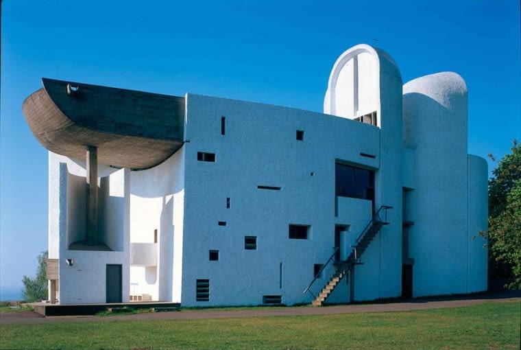 brutalizm, le corbusier, modernizm, architektura, miasto, architekt
