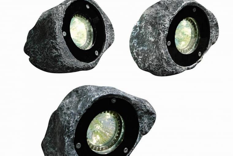 Świecące kamienie do dekoracji rabat, 70 zł, JULA, www.jula.pl,