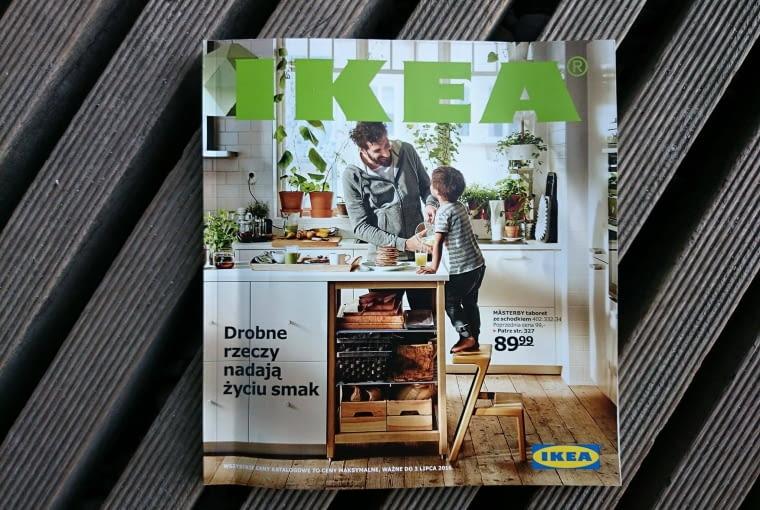 Nowy katalog IKEA 2016