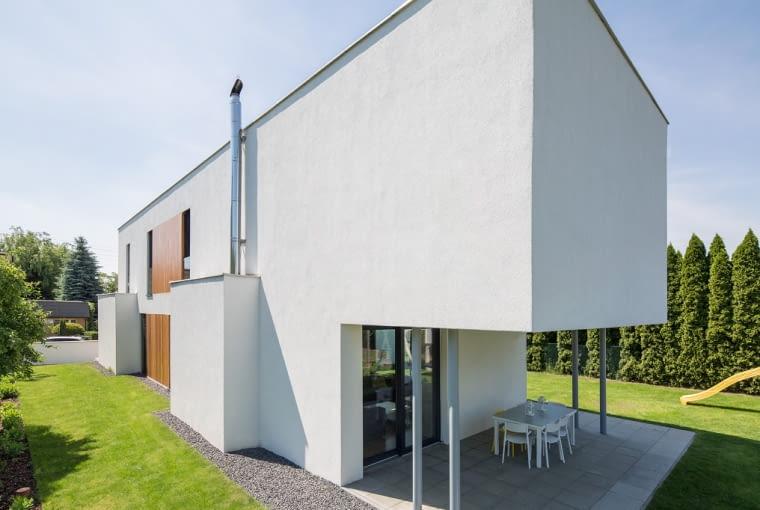 Dom 016 w Poznaniu projektu ZOKO Architekci